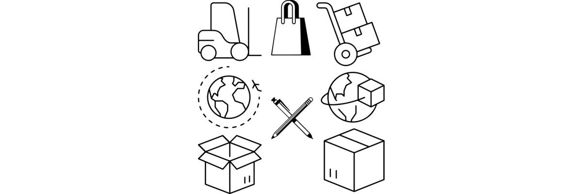 Speditionslieferungen - Speditionslieferungen