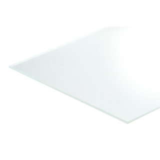 Acrylic glass UV100 anti- glare 28x35