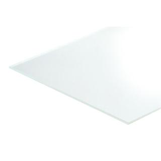 Acrylglas UV100 blendfrei 40x100