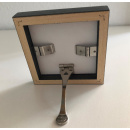 Picture frame plug-in stand 9 cm